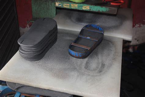 Pisau Pond Surabaya alat membuat sandal barutino sandal