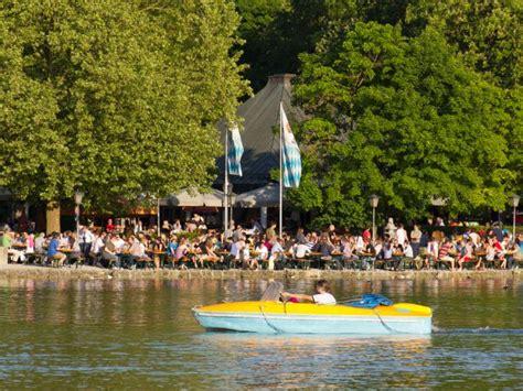 Biergarten Am See Englischer Garten München by Seen M 252 Nchen Kleinhesseloher See Das Offizielle