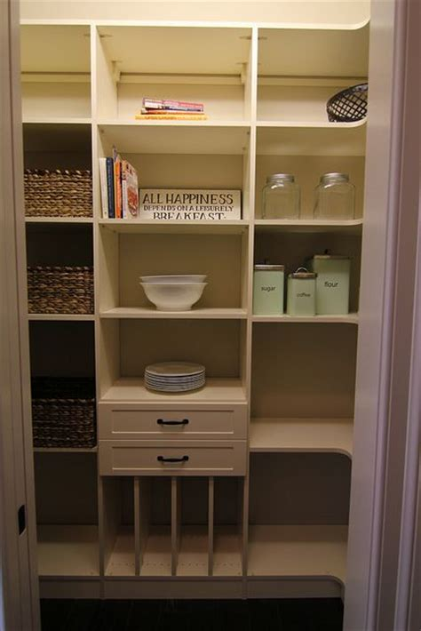 Turning A Closet Into A Pantry by Pantry Yes Kitchen
