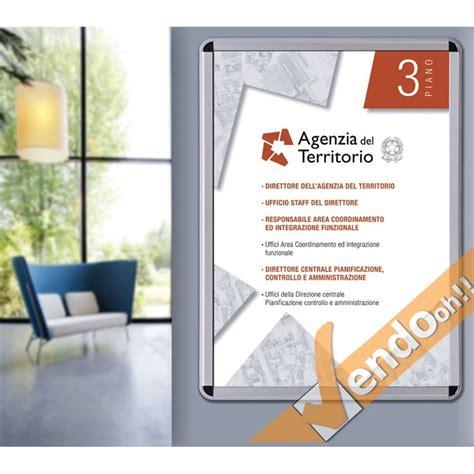 cornice 35x50 cornice espositiva pubblicitaria 35x50 adesiva