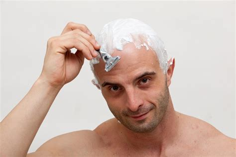 men who shave 6 reasons why men shave their head mega bored