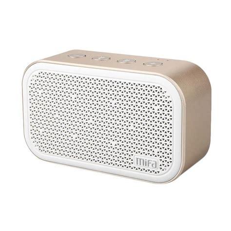 100 Kualitas Terjamin Speaker Portable Cube Xiaomi jual xiaomi mifa m1 cube portable bluetooh speaker with microsd slot putih harga