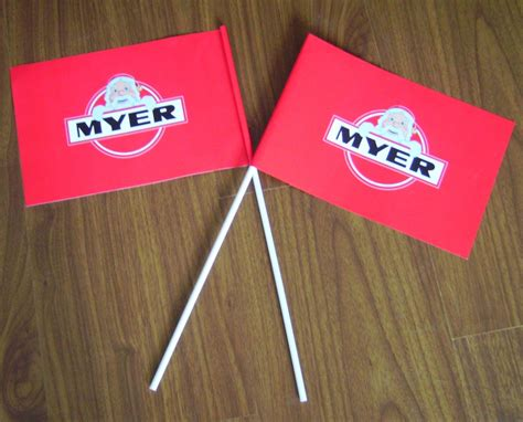 How To Make A Paper Flag - paper flag from zhi xiang paper product manufacturing