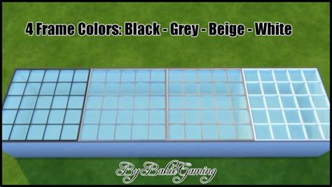 Paint Colors For Floors by Mod The Sims Transparent Floor Windows Additional Glass