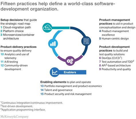 design drivers definition an executive s guide to software development mckinsey