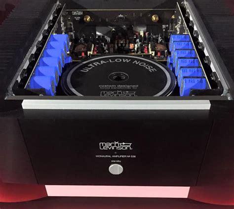 mark levinson  monaural power amplifier preview