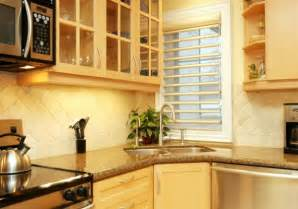 White Kitchen Cabinets With Backsplash kitchen corner sinks design inspirations that showcase a