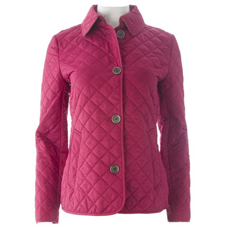 burberry brit s copford quilted jacket 595 new