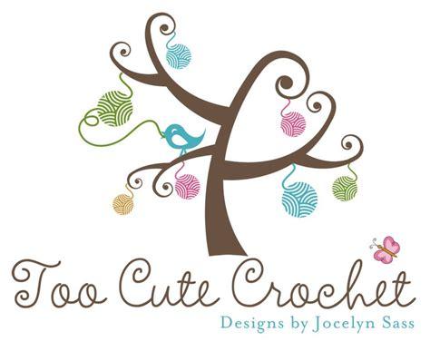 crochet pattern logos crochet logo