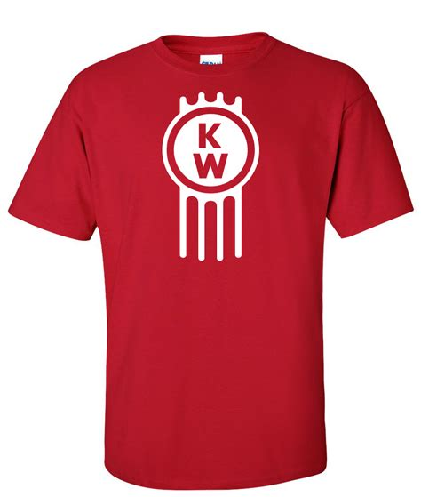 kenworth merchandise usa kenworth logo graphic t shirt http www