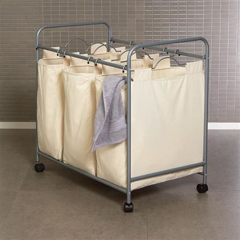 large laundry her on wheels various materials for