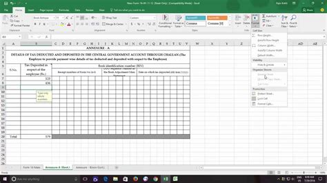 tutorial excel workbook how to protect a workbook microsoft excel 2016 tutorial