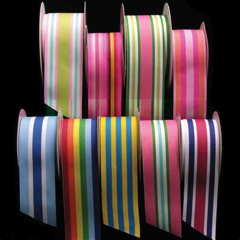 grosgrain ribbon striped woven grosgrain ribbon americana ribbon