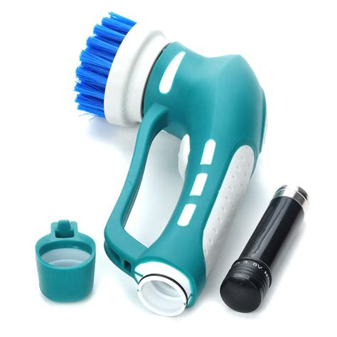 electric cleaning brush for kitchen and bathroom in