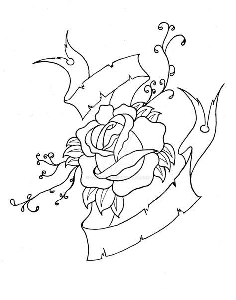 banner rose by green2106 on deviantart