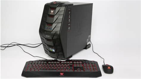 Mouse Gaming Avan G6 Black Test Pc Acer Predator G3 710 Lightningamer
