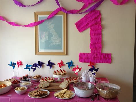 1st birthday party decoration ideas at home birthday decoration at home for kids kids birthday party
