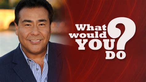 What Would You Do by Abc News Planning What Would You Do Spin Tvnewser
