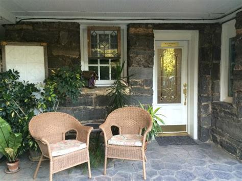 1889 Whitegate Inn Cottage by Our Lil Patio Area And Entrance To Walt Whitman Picture Of 1889 Whitegate Inn Cottage