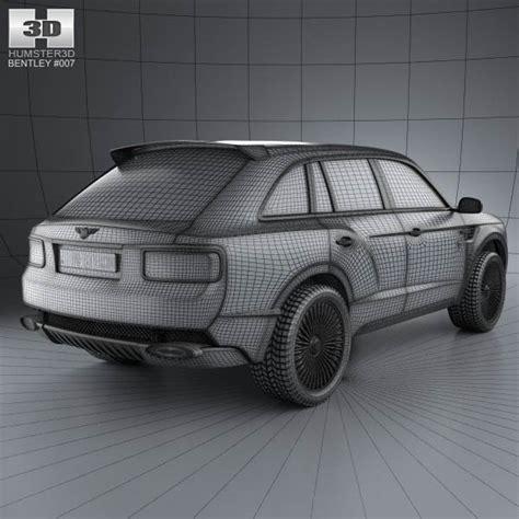 bentley exp 9 f custom bentley exp 9 f 2012 3d model humster3d