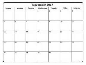 printable calendar november and december 2017 printable