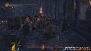 ds3 deacons of the deep cathedral of the deep dark souls iii
