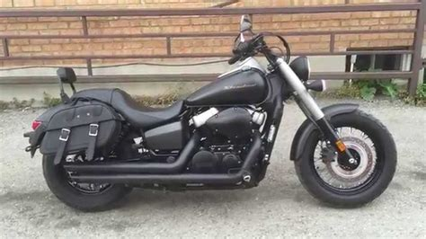 Cobra Exhaust Auto by 2013 Honda Shadow Phantom 750 Cobra Exhaust Youtube