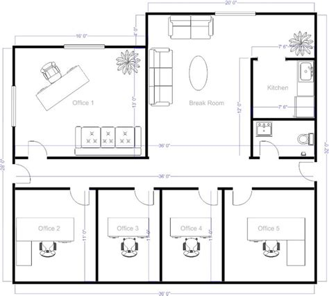 sle office floor plans 25 best ideas about office layouts on pinterest office