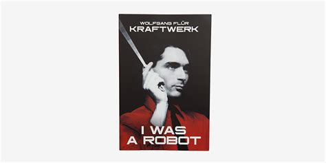 Wolfgang Gift Card - i was a robot by wolfgang flur underground