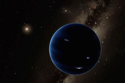 Planet Nine by Planet Nine May Help Us Slingshot Our Way To Interstellar