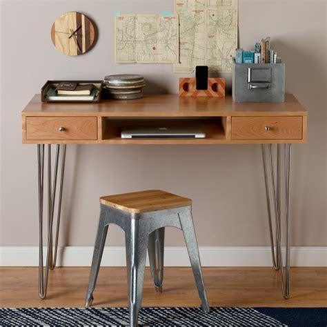 diy desk diy hairpin leg desk