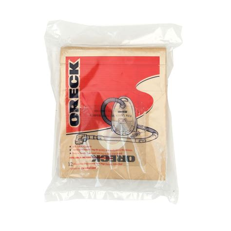 Oreck Vaccum Bags quest 174 canister vacuum cleaner bags by oreck canada