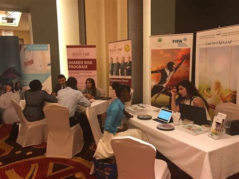 emirates ghana top class hospitals attend dubai africa health roadshow in
