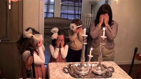rochel s shabbos candle chabad palm beach youtube