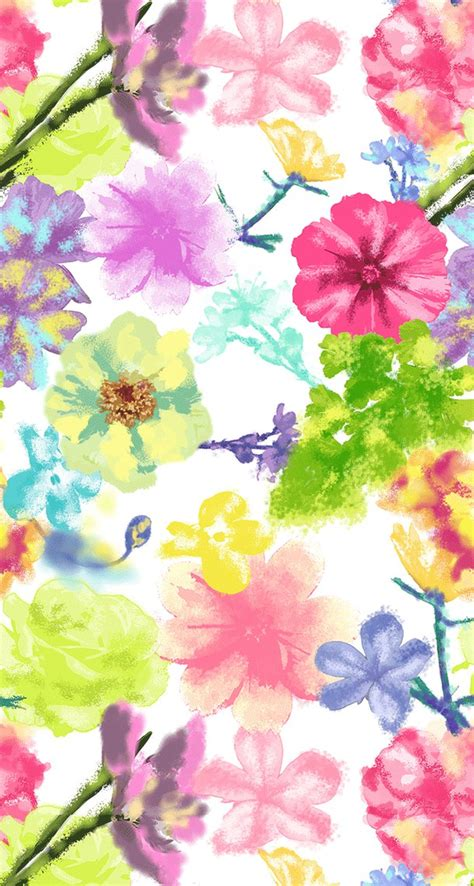wallpaper girly flowers background cute flowers girly wallpaper image