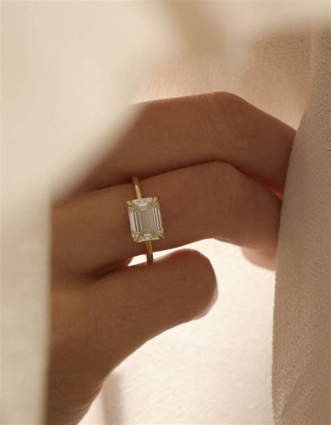 25  best ideas about Emerald Cut on Pinterest   Emerald