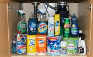 Harmful Household Products household toxins
