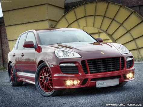 modified porsche edo modified porsche cayenne gts gets 450hp