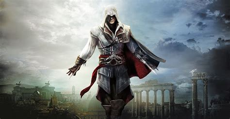 Kaset Ps4 Assassin S Creed The Ezio Collection here s how assassin s creed the ezio collection looks on xbox one ps4 compared to last vg247