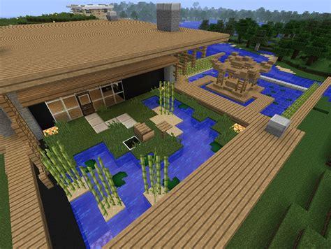 Backyard Ideas In Minecraft Minecraft Garden Furniture 95 And American Home