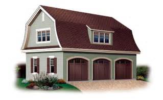 Gambrel Garage Plans Pics Photos Barn Garage Plans With Gambrel Roof Style