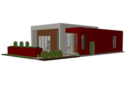 Modern Small Homes Under 50k Small Contemporary Home House Plans 50k