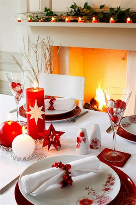Decoration De La Table De Noel by D 233 Coration De Table De No 235 L 100 Id 233 Es Fascinantes