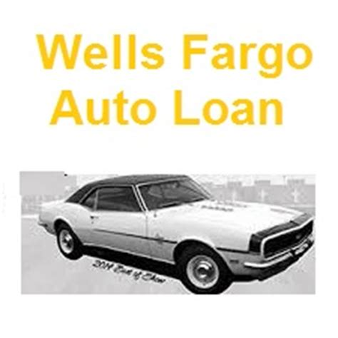 auto loan  wells fargo bank review rating