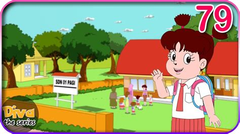 seri diva eps  sekolah  diva  series official