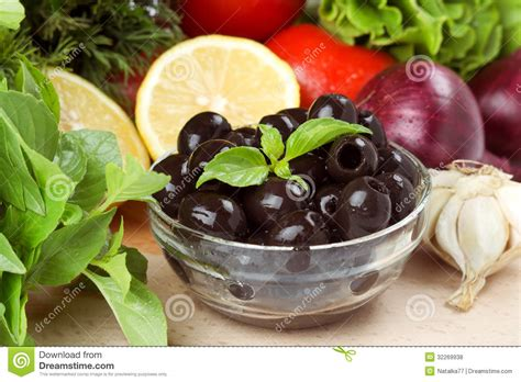 are olives vegetables olives and vegetables royalty free stock photos image