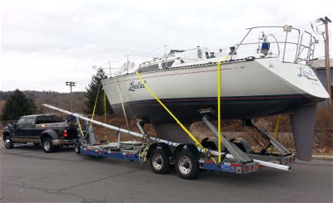 boat transport in maryland yacht management services maryland chesapeake bay