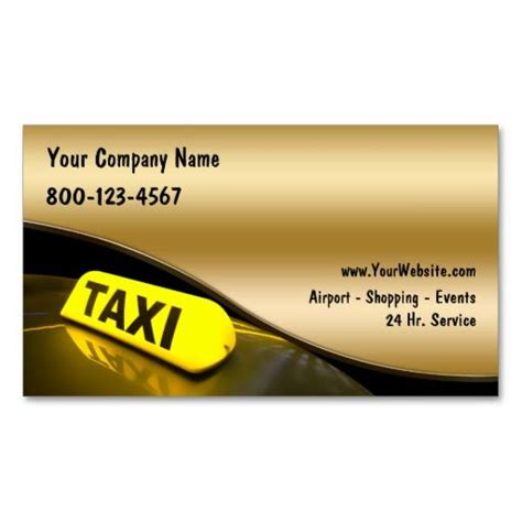 taxi name card template 257 best images about taxi business cards on