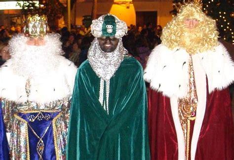fotos reyes magos reales los reyes magos llegar 225 n a herencia arropados por los