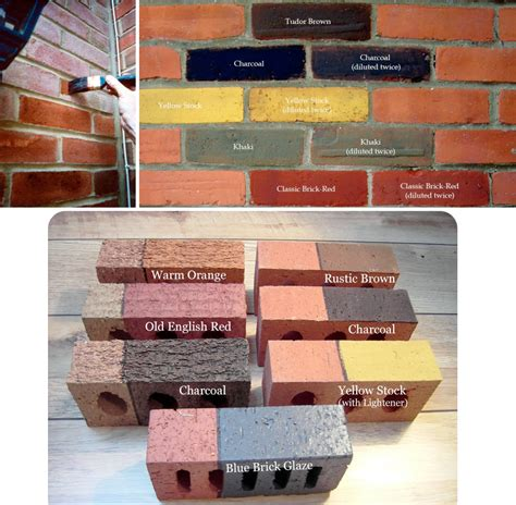 Image Gallery stain brick